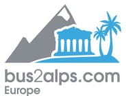study abroad Europe bus2alps